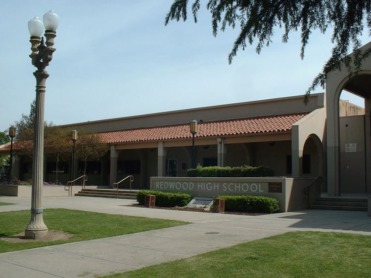 Redwood High School (Visalia)