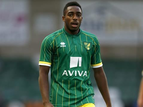 Reece Hall-Johnson Former Norwich Defender Reece HallJohnson Commits One Of The Worst