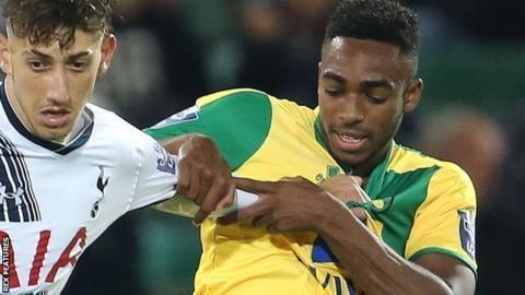 Reece Hall-Johnson Reece HallJohnson Braintree Town sign former Norwich defender