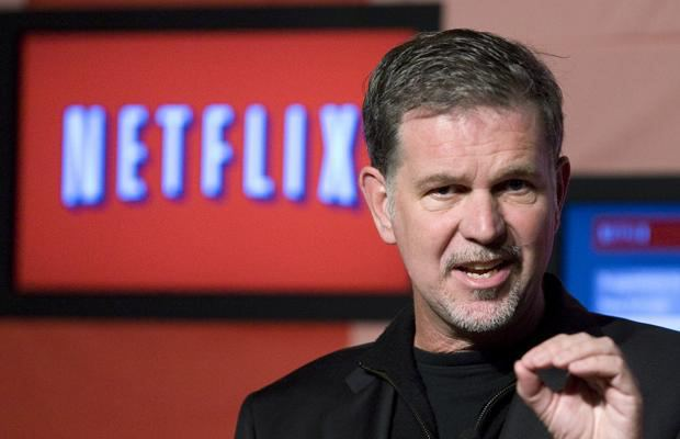 Reed Hastings NetflixCEO Reed Hastings at MEDIA CONVENTION Berlin re