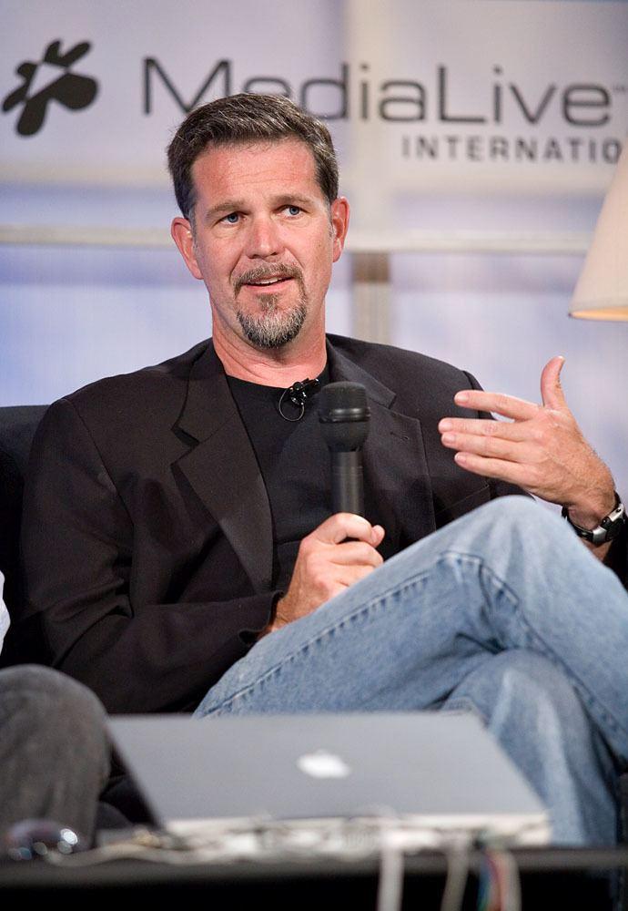 Reed Hastings Reed Hastings Wikipedia