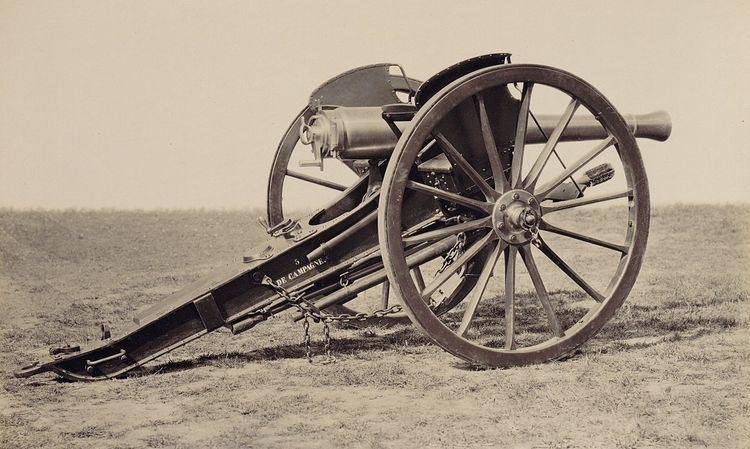 Reffye 75 mm cannon