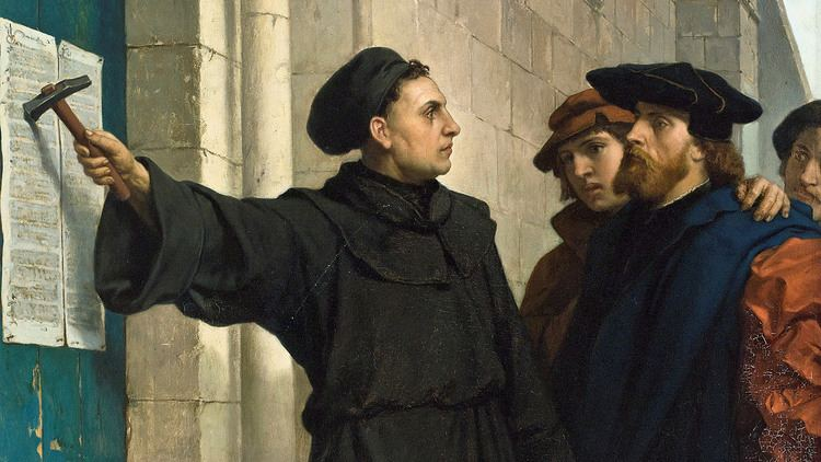 Reformation 500 years on does the reformation still matter GAFCON
