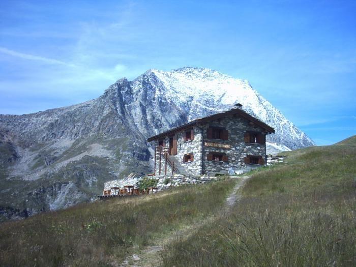 Refuge de la Fournache