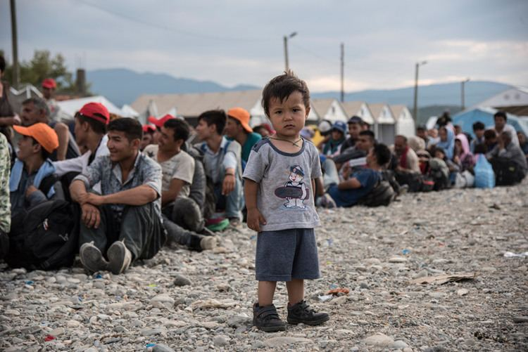 Refugee SOS Children39s Villages is Responding to the Refugee Situation in