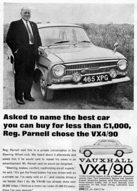 Reg Parnell Reg Parnell Derby Blue Plaques