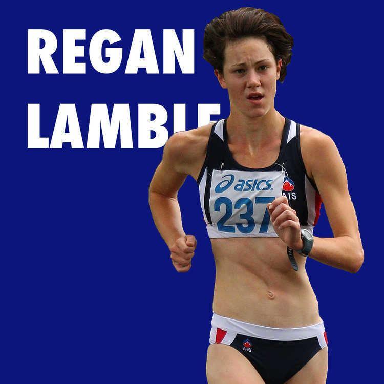 Regan Lamble Melbourne University Athletics Club Regan Lamble