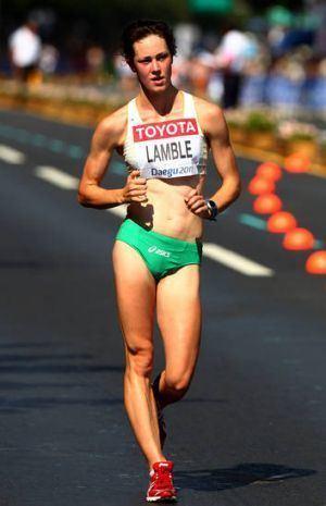 Regan Lamble Olympic profile Regan Lamble