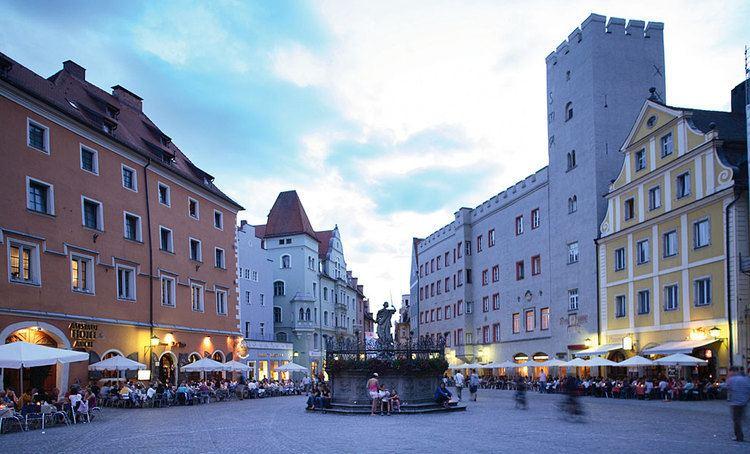 Regensburg in the past, History of Regensburg