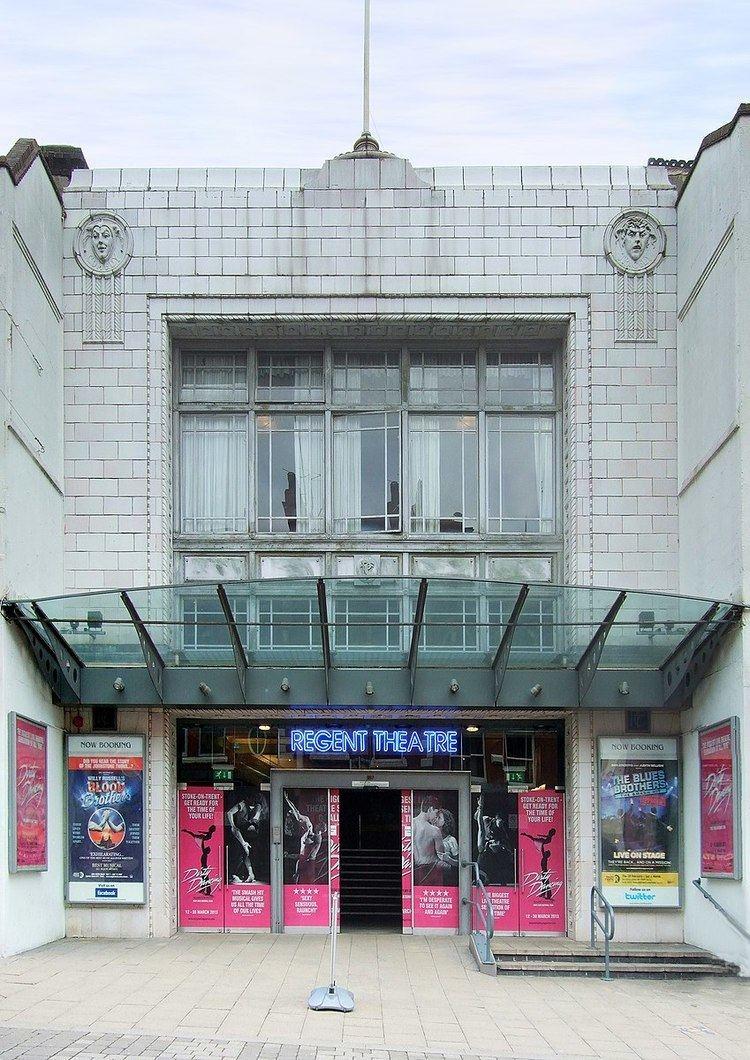 Regent Theatre, Stoke-on-Trent