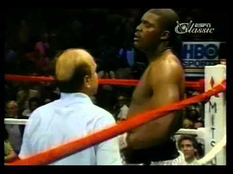 Reggie Gross 19860613 Mike Tyson Reggie Gross YouTube