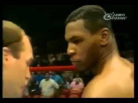 Reggie Gross Mike Tyson vs Reggie Gross 1986 Full Fight YouTube