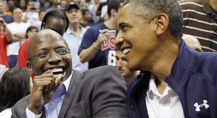 Reggie Love Obamas body man shares his secrets POLITICO