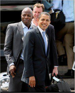 Reggie Love Will Reggie Loves loose lips sink Obamas ship