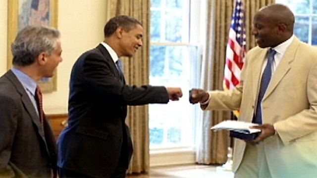 Reggie Love Reggie Love Obamas Body Man Video ABC News