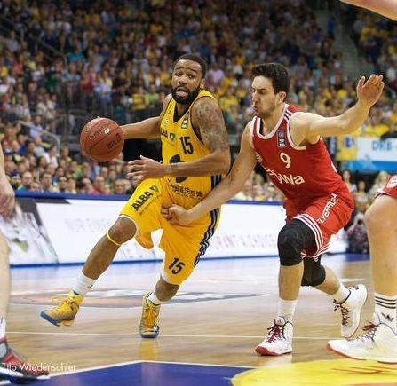 Reggie Redding Reggie Redding from some guy to THE guy BallinEuropeBallinEurope