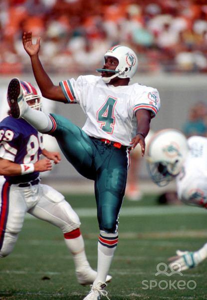 Reggie Roby Reggie Roby Photos 19890910 Miami FL