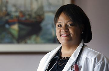Regina Benjamin Regina Benjamin Obama39s Surgeon General Pick TIME