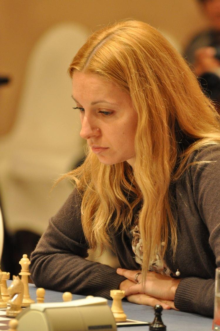 Regina Pokorná regina pokorna Indonesia Chess Open 2013