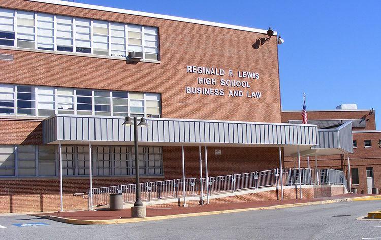 Reginald F. Lewis High School