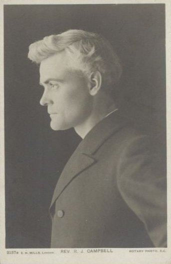 Reginald John Campbell