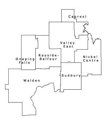 Regional Municipality of Sudbury