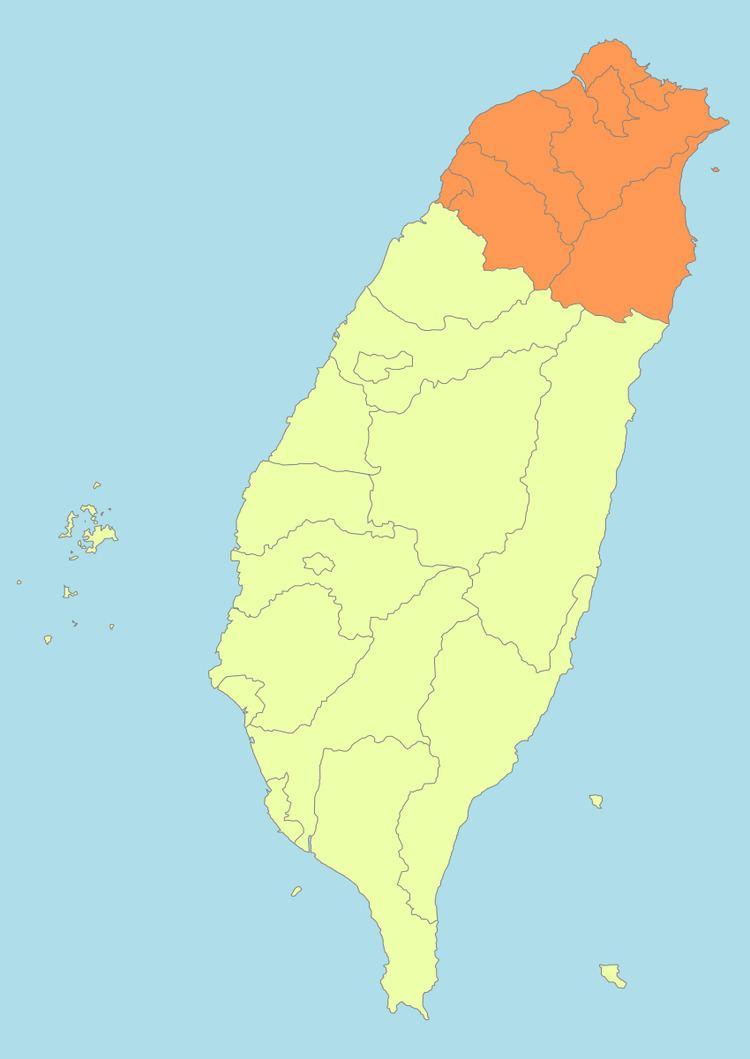 Regions of Taiwan