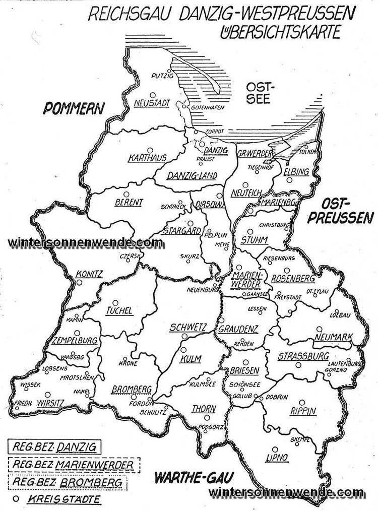 Reichsgau Grenzen Lage und geographische Verhltnisse Der neue Reichsgau