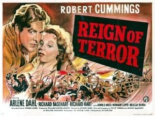 Reign of Terror (film) Lauras Miscellaneous Musings Tonights Movie Reign of Terror