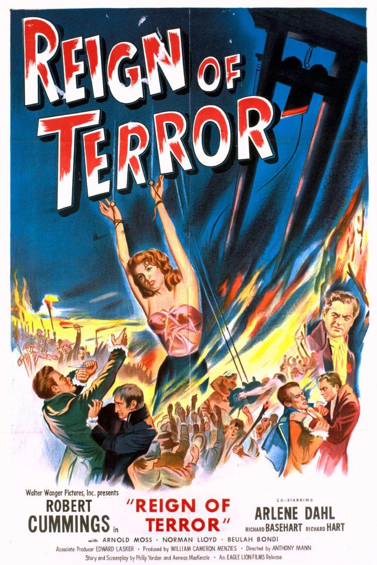 Reign of Terror (film) wwwgstaticcomtvthumbmovieposters39089p39089