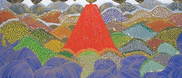 Reiji Hiramatsu Reiji HIRAMATSU39s artworks Japanese Painting Gallery