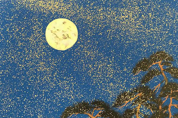 Reiji Hiramatsu Golden Season lithograph by Reiji HIRAMATSU Japanese Painting Gallery