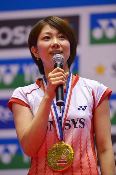Reiko Shiota Reiko Shiota Photos Yonex Open Japan 2012 Day 5 Zimbio