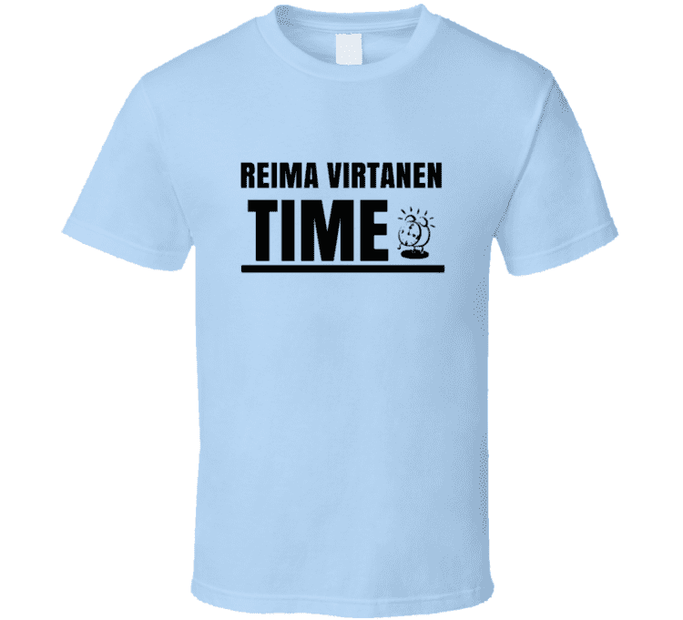 Reima Virtanen Reima Virtanen Time Boxer T Shirt