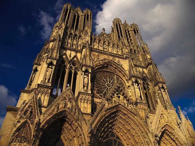 Reims in the past, History of Reims