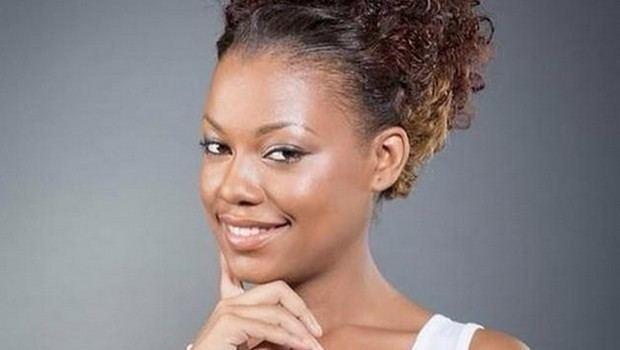 Reine Ngotala Reine Ngotala new ambassadress of the Gabonese beauty