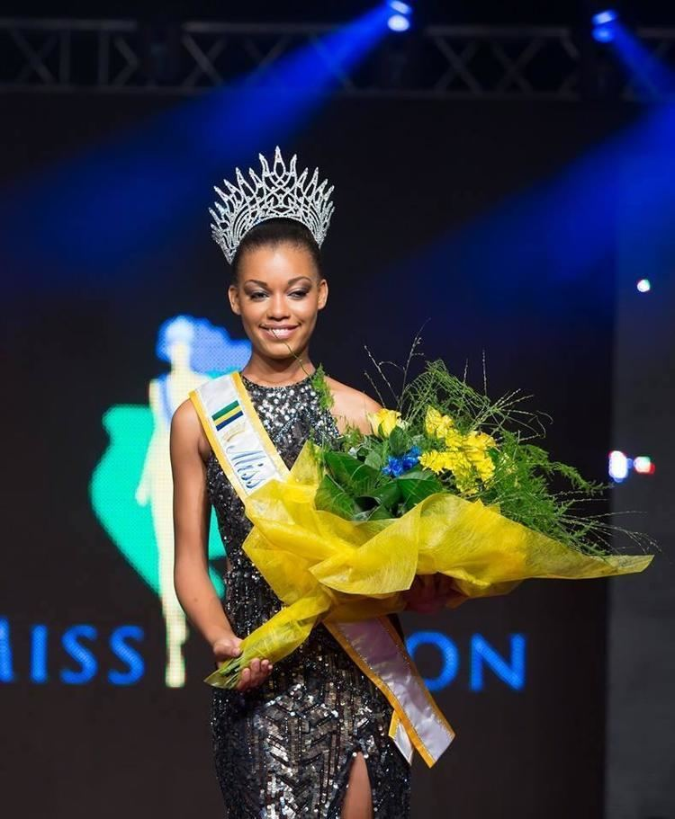 Reine Ngotala Reine Ngotala Gabon Miss Gabon 2015 Photos Angelopedia