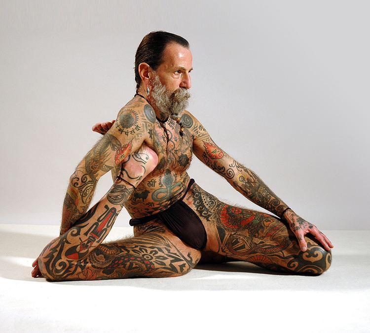 Reinhard Gammenthaler Kundalini Yoga Parampara in Nepal with Reinhard Gammenthaler