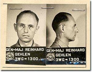 Reinhard Gehlen Reinhard Gehlen Wikipedia