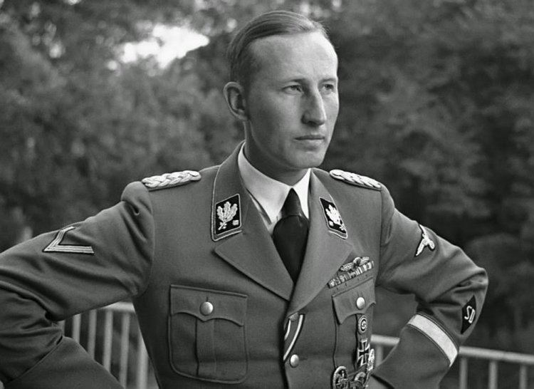 Reinhard Heydrich Reinhard Heydrich A Man Who Needed Killing