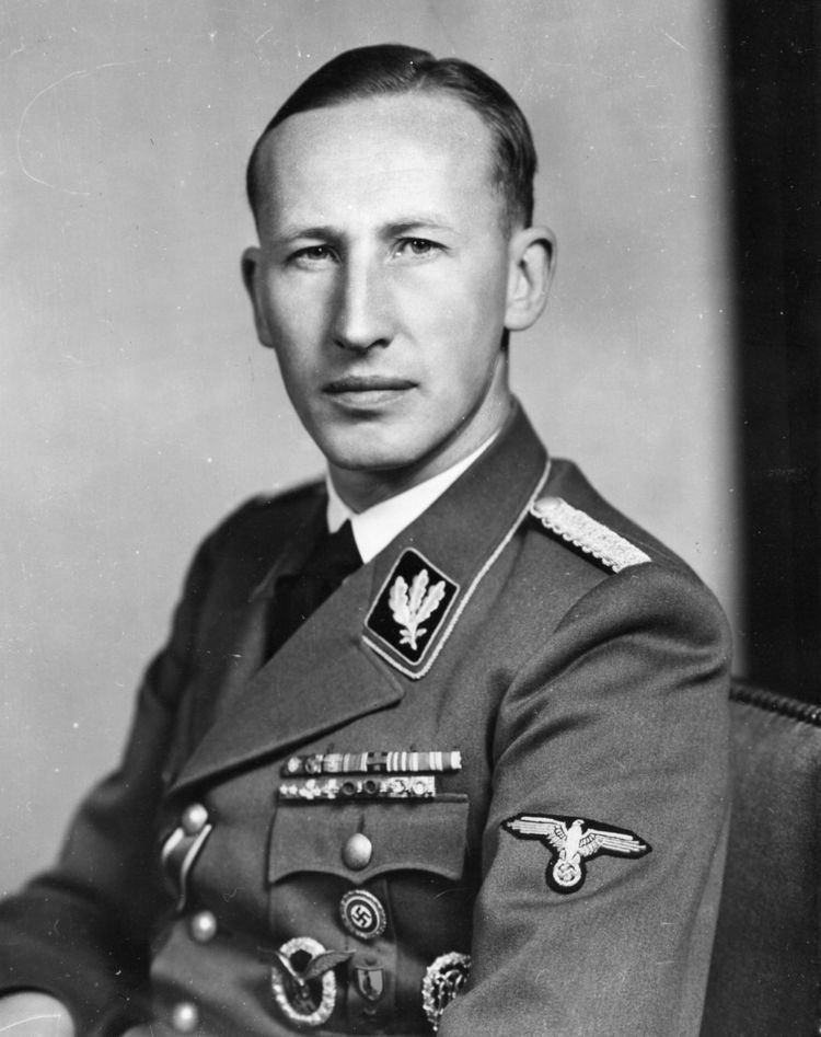 Reinhard Heydrich Reinhard Heydrich Padre Steve39s WorldMusings of a