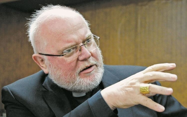 Reinhard Marx German Cardinal Marx Vatican must improve its image