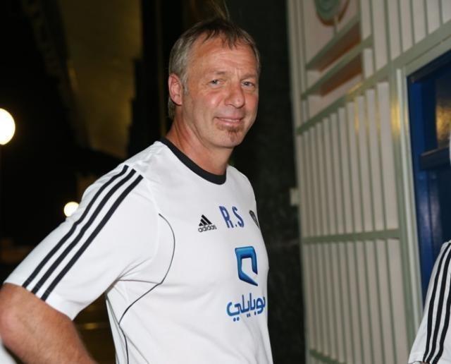 Reinhard Stumpf Reinhard Stumpfquot arrives in Riyadh and leads the Olympic