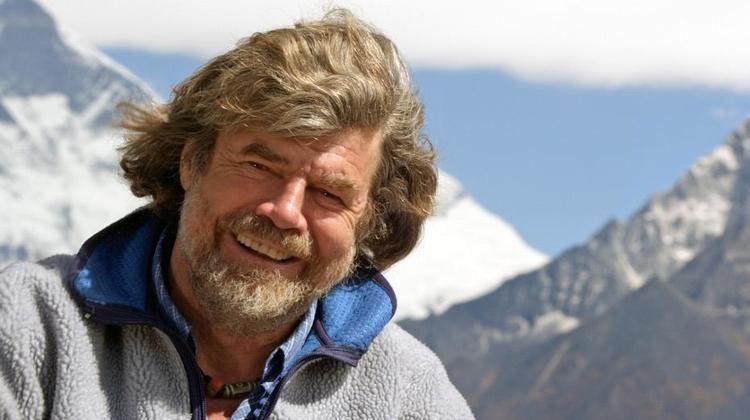 Reinhold Messner InterviewReinhold Messnerthe first person to climb the