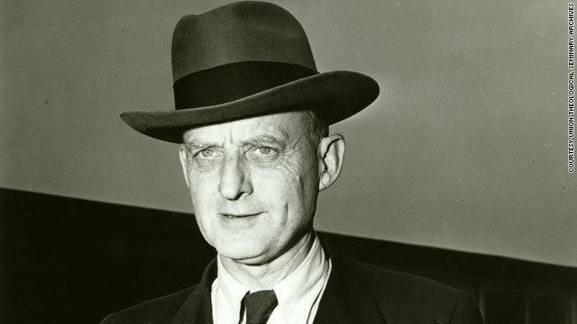Reinhold Niebuhr How Obama39s favorite theologian shaped his first year in