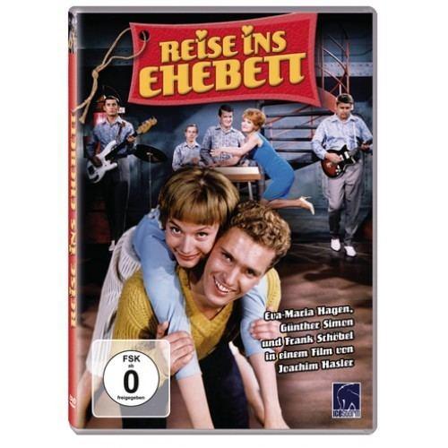 Reise ins Ehebett Reise ins Ehebett Mit Frank Schbel EvaMaria Hagen DEFA
