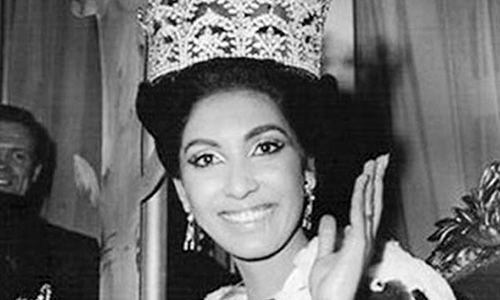 Reita Faria How many Goans know Reita Faria Powell First Asian to win the Miss