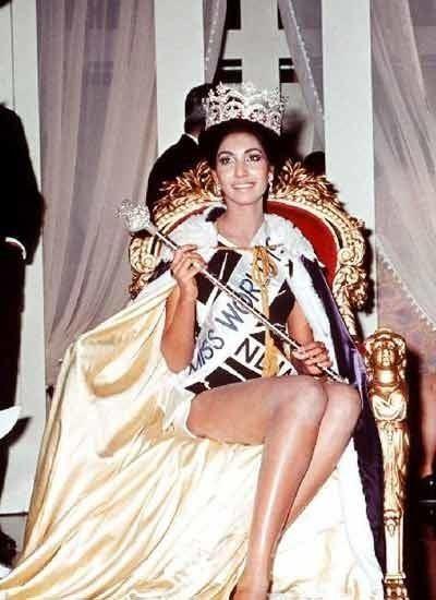 Reita Faria Reita Faria India39s firstever Miss World 1966
