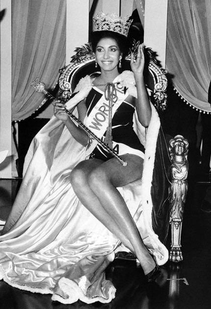 Reita Faria When an Indian won Miss World title in 1966 Guruprasad39s