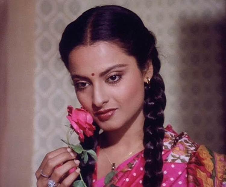 Rekha Happy Birthday Rekha Ten iconic roles of the Bollywood